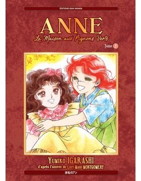 Anne, La Maison aux Pignons...