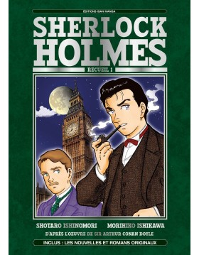 SHERLOCK HOLMES Tome 1