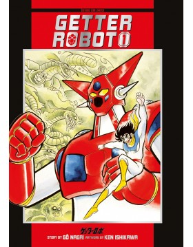 GETTER ROBOT Tome 1