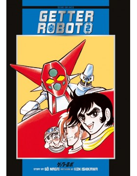 GETTER ROBOT Tome 2