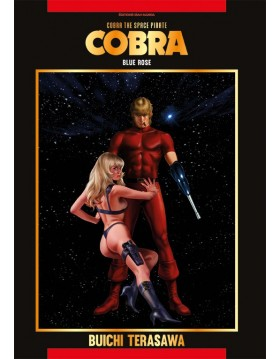 Cobra, manga couleurs, tome 8
