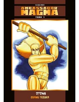 Intégrale d'Ambassador Magma par Osamu Tezuka