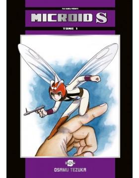 Intégrale de Microid S par Osamu Tezuka