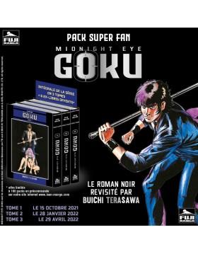 Midnight Eye Gokû - Pack...
