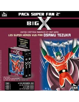 Big X - Pack Super Fan 2