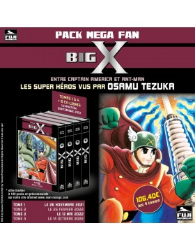 Big X - Pack Mega Fan...