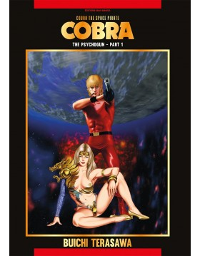 COBRA T.01 : The Psychogun...
