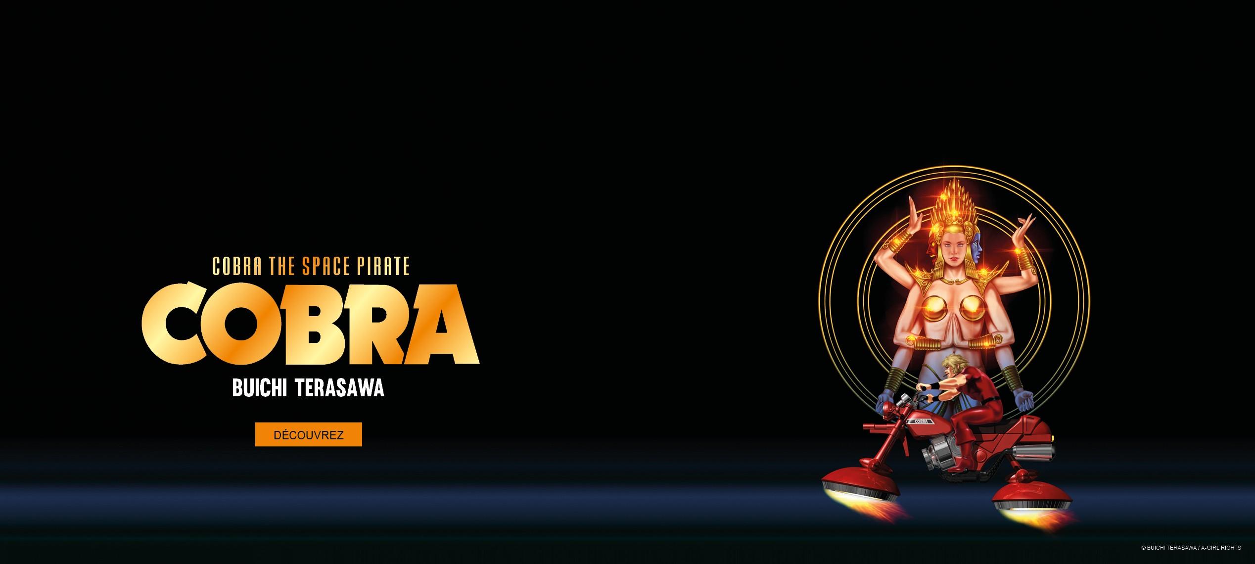 Cobra The Space Pirate