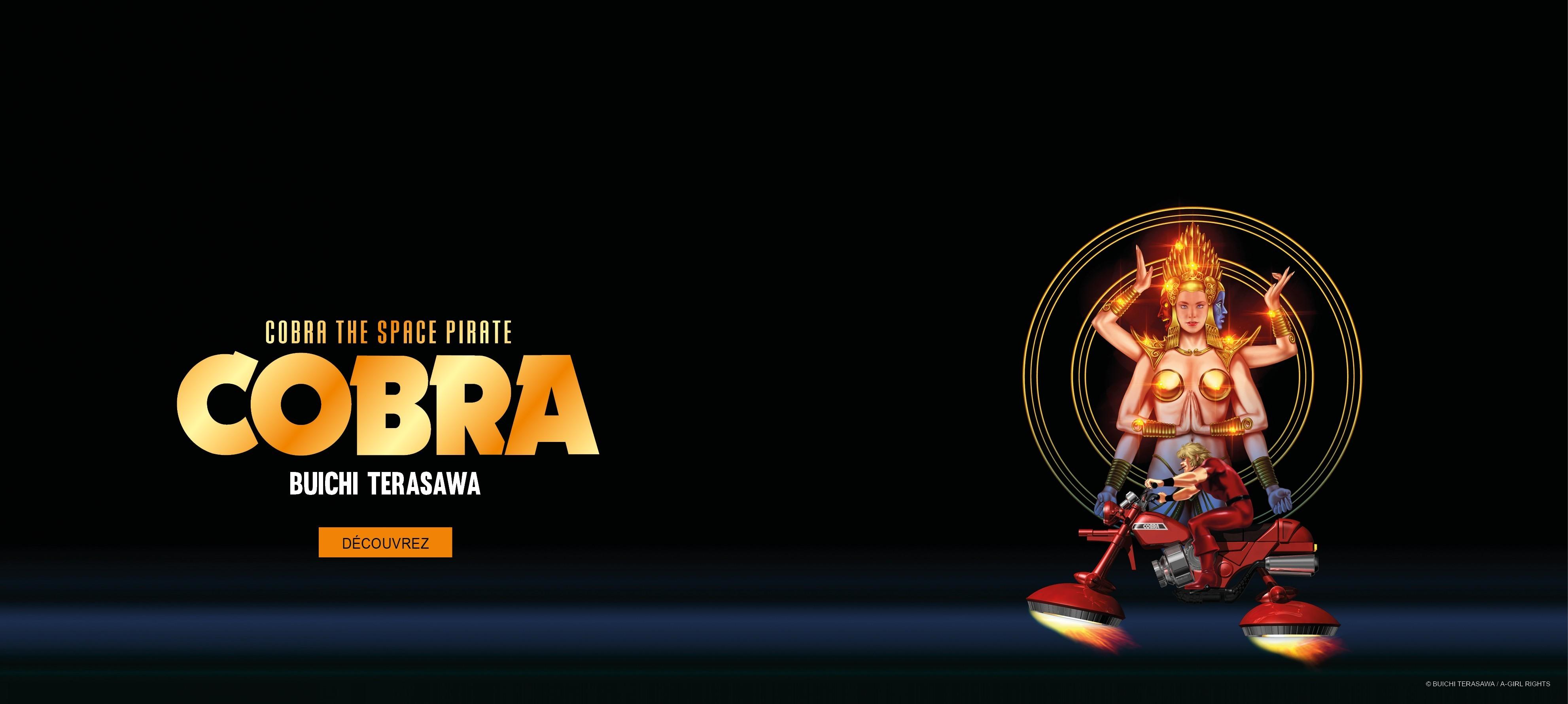 Cobra revient en version tout en couleurs !
