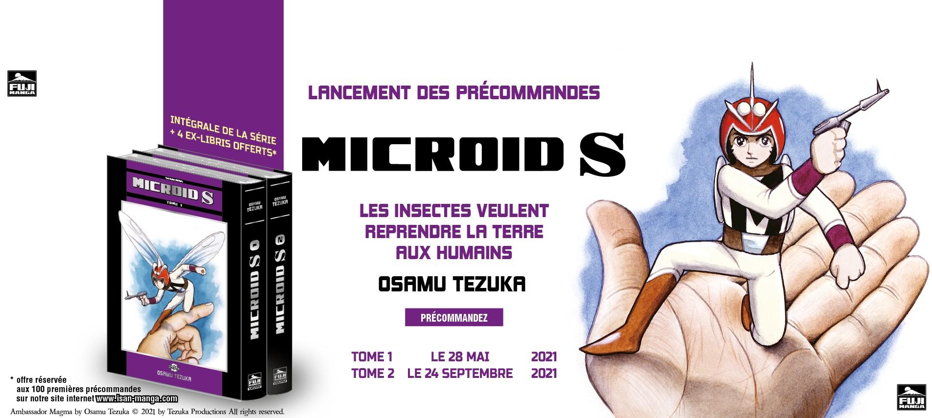 Microid S - Intégrale de la Série
